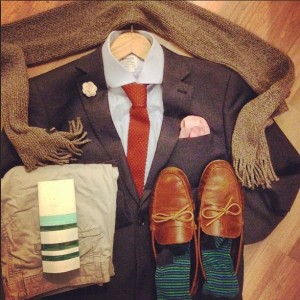 Gentleman's attire @broguesandbraces