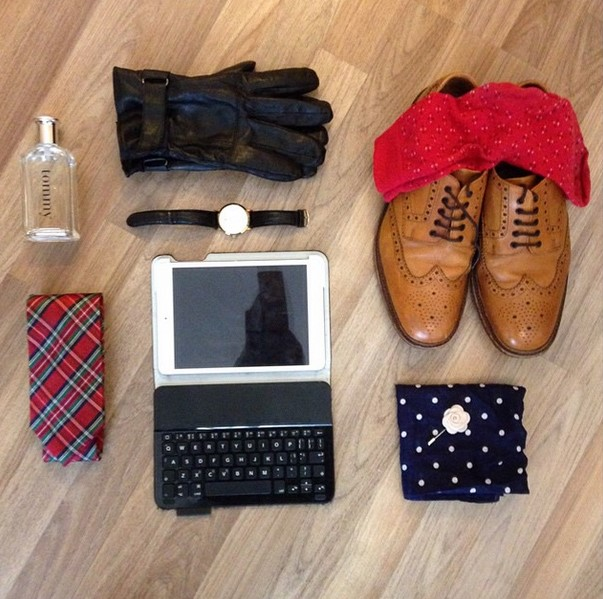 Gentleman's Essentials – Brogues & Braces: Sartorial Gentleman